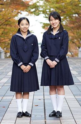 中学生・高校生 冬服