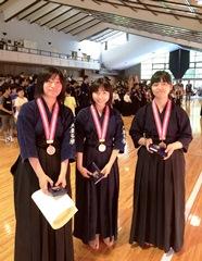 クラブ活動-剣道部 最新情報(2015年6月7日)