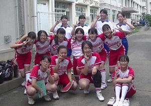 クラブ活動・ソフトボール部 最新情報(2019年7月6日)