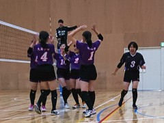 クラブ活動-バレーボール部 最新情報(2018年12月16日)