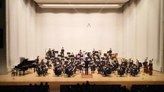 【吹奏楽部】定期演奏会を行いました。