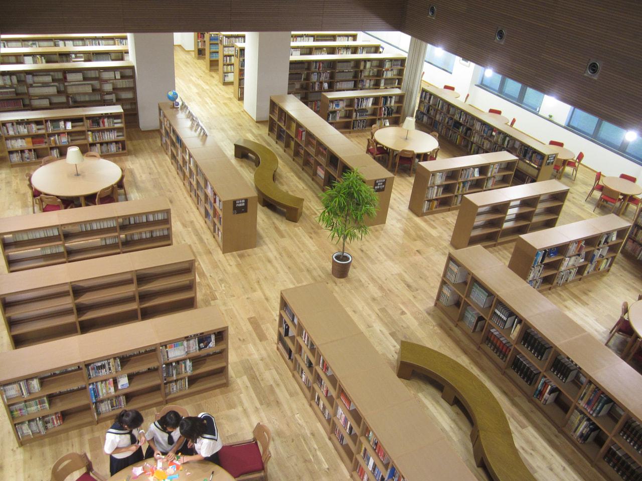 【校長室より】ニューヨーク公共図書館