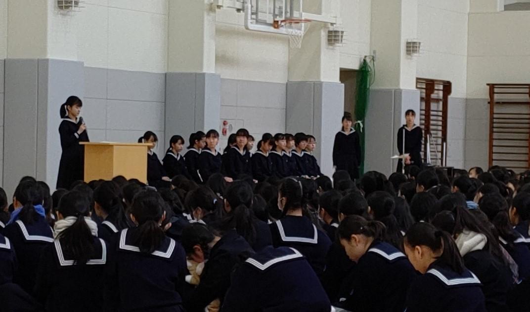 生徒会役員選挙【2019年度】