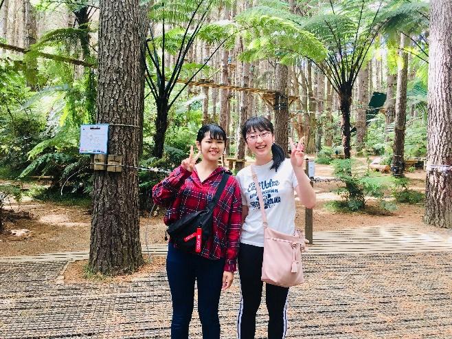 【留学便り】ニュージーランド留学レポート from 櫻井さん