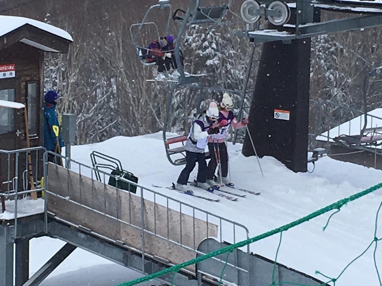 スキー教室(最終日)