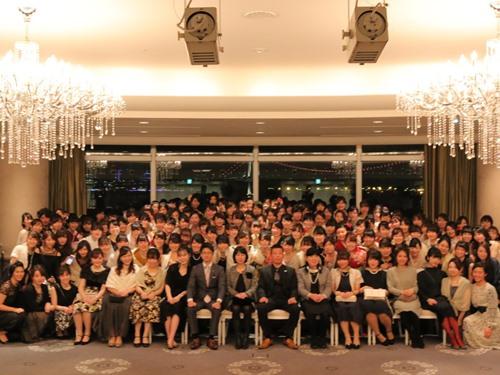 【第26期生】同窓会 成人を祝う会